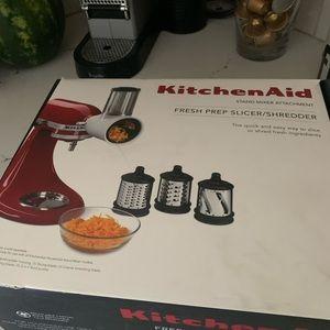 Kitchen Aid Slicer/Shredder